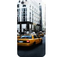 New York 5th Avenue iPhone Case/Skin