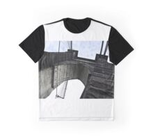 Brooklyn Bridge New York Graphic T-Shirt