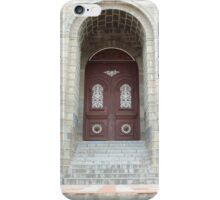 Church Facade iPhone Case/Skin