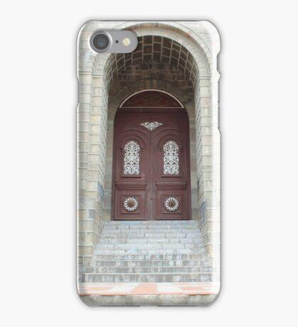 Church Facade iPhone Case/Skin