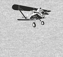 Retro fighter plane Unisex T-Shirt