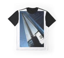 New York Freedom Tower Graphic T-Shirt