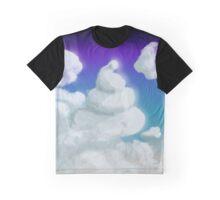 Cloud Poop Graphic T-Shirt