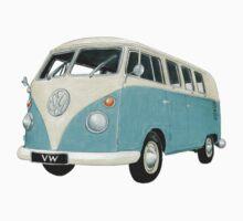 VW Cruising Baby Tee