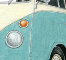VW Cruising Sticker