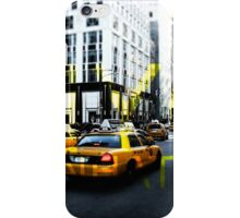 New York 5th Avenue Graphic iPhone Case/Skin