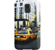 New York 5th Avenue Graphic Samsung Galaxy Case/Skin