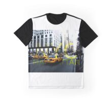 New York 5th Avenue Graphic Graphic T-Shirt