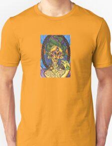 Pythoness (Ouija Board Tattoo) Unisex T-Shirt