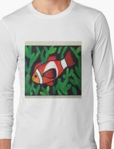 My Fish Nemo Long Sleeve T-Shirt