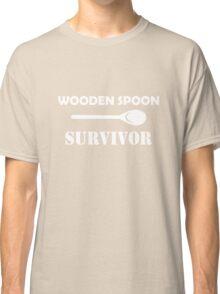 Wooden spoon survivor  Classic T-Shirt