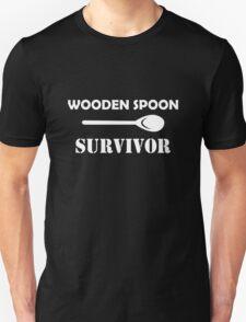 Wooden spoon survivor  Unisex T-Shirt