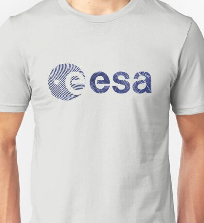 European Space Agency  Unisex T-Shirt