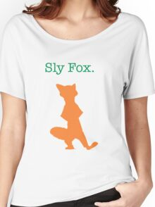 Zootopia / Zootropolis - Nick Wilde Sly Fox Women's Relaxed Fit T-Shirt
