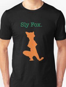 Zootopia / Zootropolis - Nick Wilde Sly Fox Unisex T-Shirt