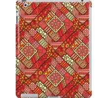 RED FOR BRAVE iPad Case/Skin