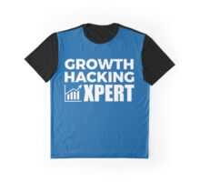 Growth Hacking Xpert Digital Marketing Technique T-shirt Graphic T-Shirt