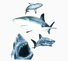 Sharks and sharks Unisex T-Shirt