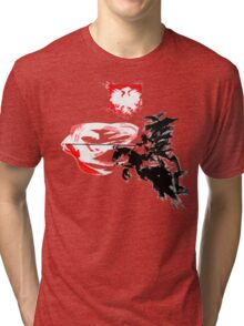 Polish Hussar Tri-blend T-Shirt