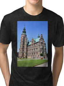 Rosenborg Castle Tri-blend T-Shirt