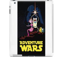 adventure time finn and jake starwars iPad Case/Skin