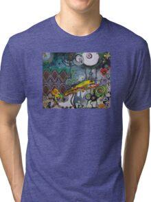 Cocoi Libre Tri-blend T-Shirt