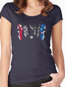Civil Foos Women's Fitted Scoop T-Shirt