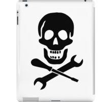 Mechanic Pirate iPad Case/Skin