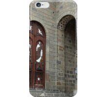 Church Door iPhone Case/Skin