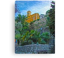 Grasse, France - Perfume Capital Of The World Canvas Print