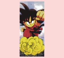 goku child One Piece - Short Sleeve