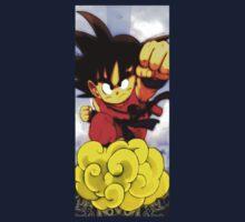 goku child One Piece - Short Sleeve