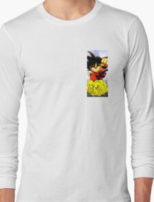 goku child Long Sleeve T-Shirt