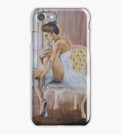 """""""Ballerina Girl"""" iPhone Case/Skin"""