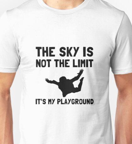 Skydive Playground Unisex T-Shirt