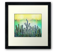 Tropicana 2  Framed Print