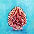 Seashell 2 of 3 by Robin Monroe