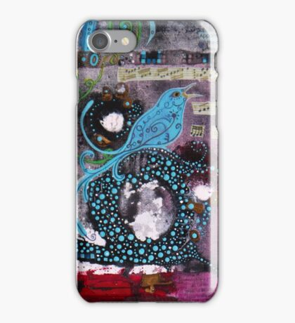 About Birdsong iPhone Case/Skin