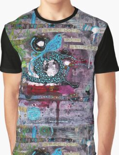 About Birdsong Graphic T-Shirt