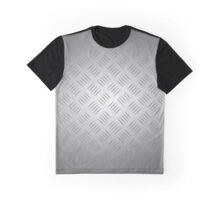 Tread plate Automotive Pattern and Texture Graphic T-Shirt