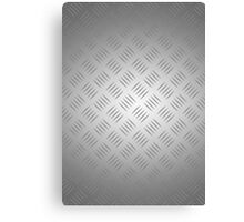 Tread plate Automotive Pattern and Texture Canvas Print