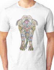 Decorated Elephant Unisex T-Shirt