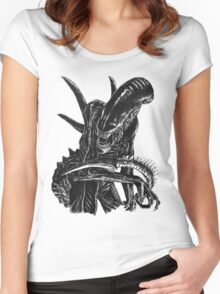 Alien Women's Fitted Scoop T-Shirt