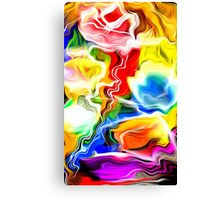 abstract pattern in nature Canvas Print