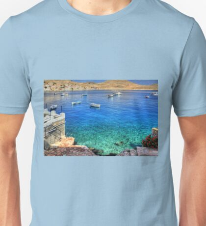 Crystal clear Unisex T-Shirt