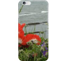Wild Flower Coast iPhone Case/Skin