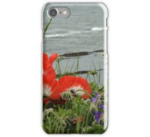 Wild Flower Coast iPhone Case/Skin