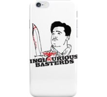 ingloriuos iPhone Case/Skin