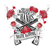 Illuminae - Death Blooms Photographic Print