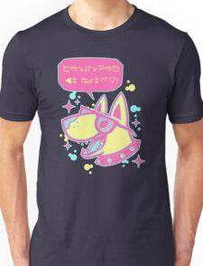 Floss Dog Unisex T-Shirt
